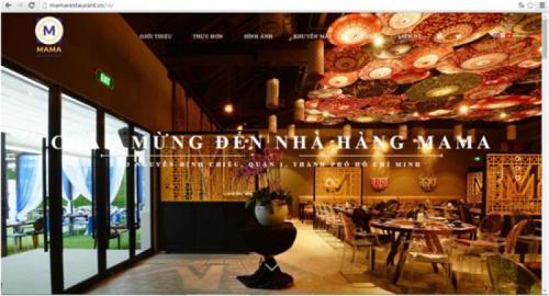 F&B - MAMA Restaurant