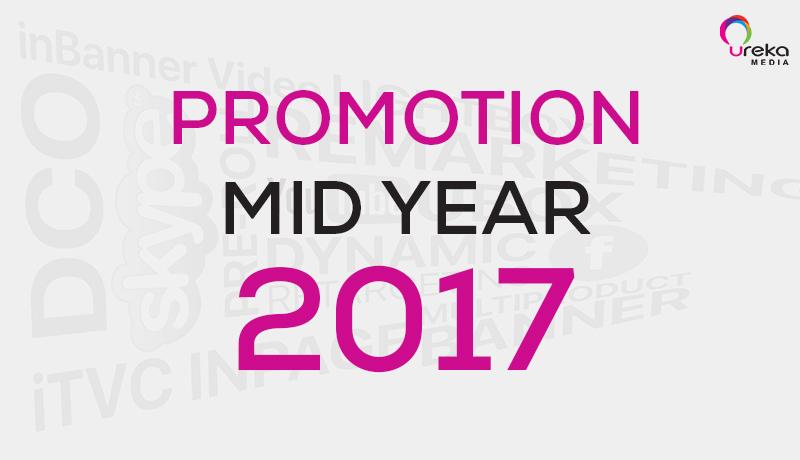 [Promotion] Ureka Media tung khuyến mãi khủng giữa năm 2017